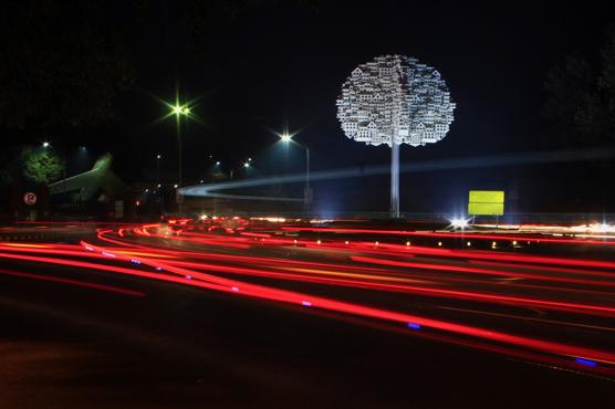 Istanbul Square: Lahore's newest landmark fascinates people