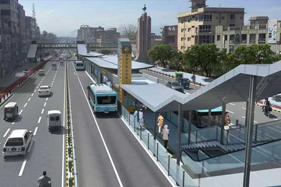 $335 mn ADB loan for Peshawar Bus Rapid Transit Corridor