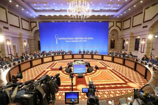 Russia, Iran, Turkey to police Syria Idlib safe zone