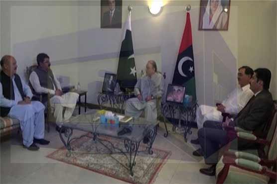 Ziaullah Afridi joins PPP