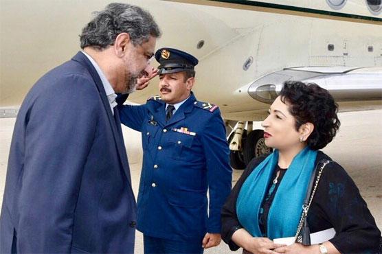 PM Abbasi reaches New York, will address UNGA session on Thursday
