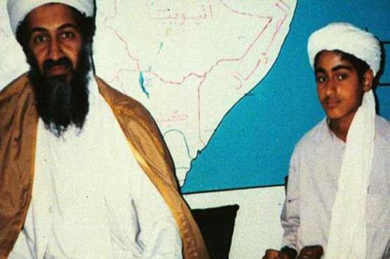 Is Osama bin Laden's son being groomed to lead Al-Qaeda?