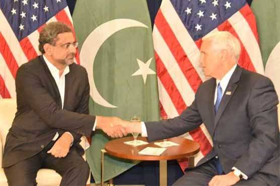 PM Abbasi meets world leaders on sidelines of UNGA session