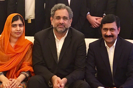 UN session: Malala meets with world leaders, discusses education