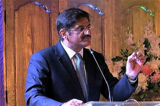 Karachi Mayor not working despite ample resources: CM Sindh