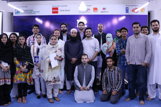 Startup Weekend Peshawar 2017 comes to an end