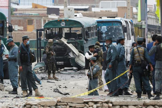 At least 12 Afghan security forces killed in suicide attack: police