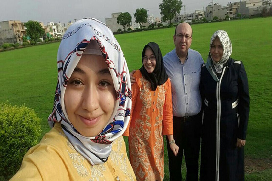 Pakistan urged to provide details on missing Turkish family