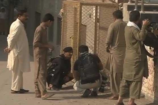 Explosion in Peshawar injures 20