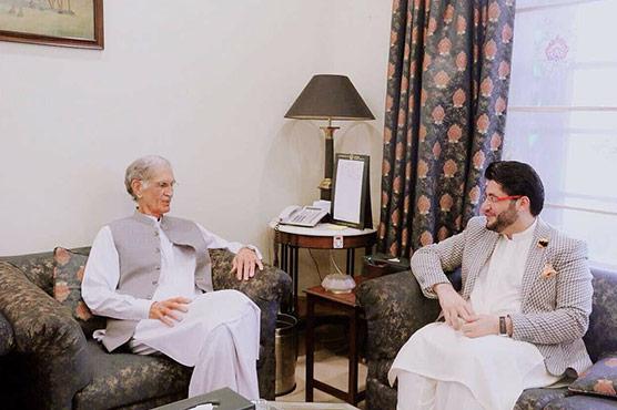 CM Khattak recommends Zalmi owner Javed Afridi for presidential award