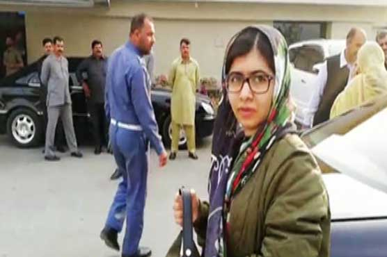 Malala Completes Emotional Four-Day Visit To Pakistan