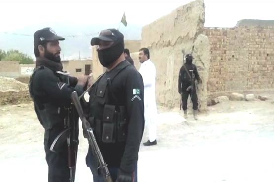 Levies personnel among five killed in Quetta firing