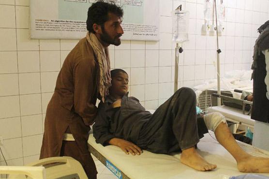 Civilian casualties in Afghan airstrike on madrassa