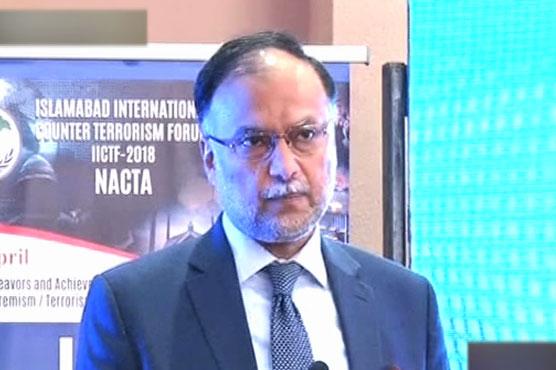 US wants to decelerate Afghan repatriation process: Ahsan Iqbal