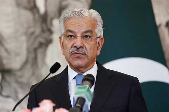 Whole nation stands united in fight against terrorism: Kh Asif