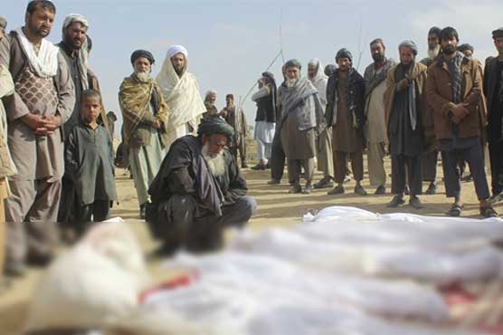 Taliban vows 'serious revenge' over Afghan airstrike