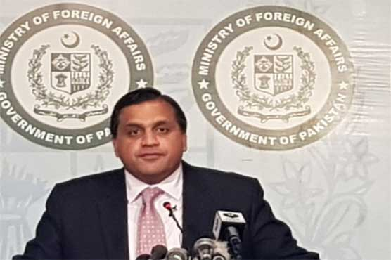 Pakistan rejects Afghanistan allegations of airspace violation