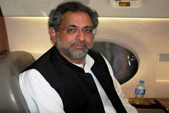 PM Abbasi lands in Kabul to 'reduce mistrust'
