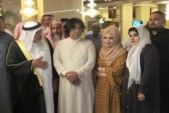 MQM's Rauf Siddiqui ties knot in Makkah