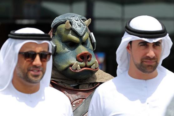 Middle East Comic Con kicks off in Dubai