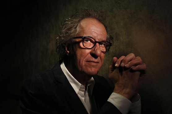 Geoffrey Rush Barely Eats & Is Virtually Housebound Following Allegations of Inappropriate Behavior