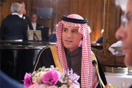 Saudi Arabia says consulting allies over Syria response