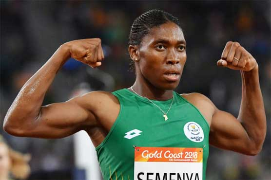 SA commends Caster Semenya's gold rush at Commonwealth Games
