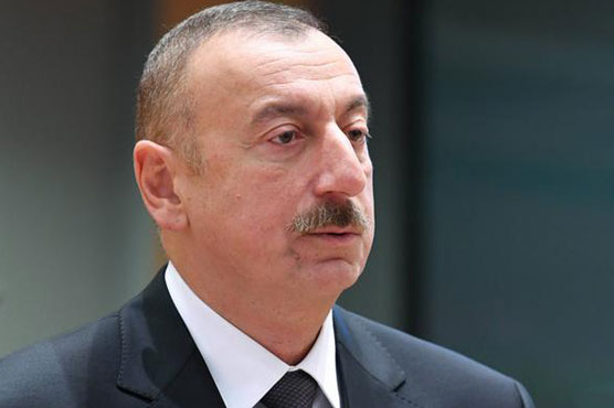 Azerbaijan's Aliyev on track to win fourth term as president