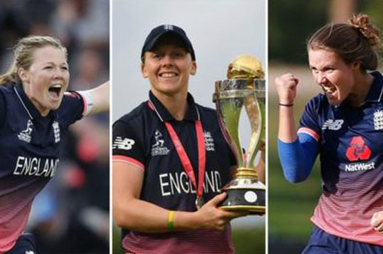 Three women among Wisden's Five Cricketers of the Year
