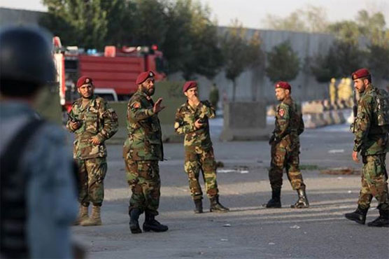 Afghan district governor among seven killed in Taliban attack: officials