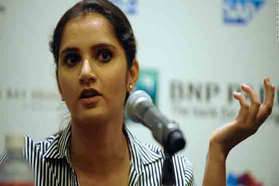 Sania Mirza slams troll for saying 'She married into Pakistan'