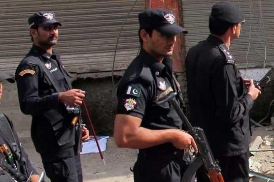 CTD foils terror bid in Peshawar, two alleged terrorists arrested