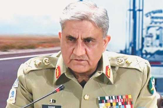Chief Of Army Staff Interacts With Notables Of Khyber Pakhtunkhwa