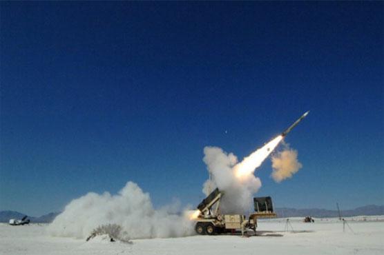 Saudis intercept new missile fired by Yemen rebels: coalition