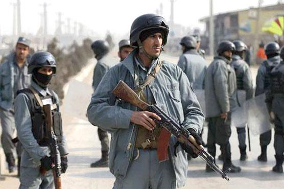 Latest Taliban attacks kill 13 policemen in Afghanistan