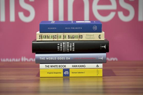 Independent publishers dominate the Man Booker Prize International 2018 shortlist