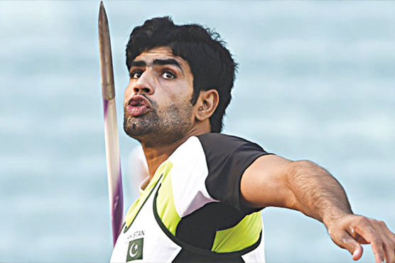 Pakistan's Mohammad Inam wins first gold medal at Commonwealth Games