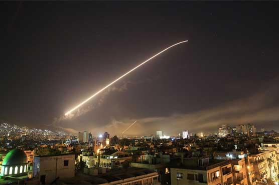 UK backs United States military action on Syria