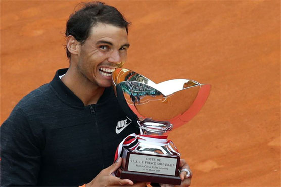 Rafael Nadal Jokes Roger Federer Is Avoiding Him On Clay