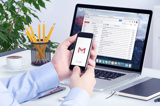 The new Gmail which is now being tested internally and with trusted Google partners
