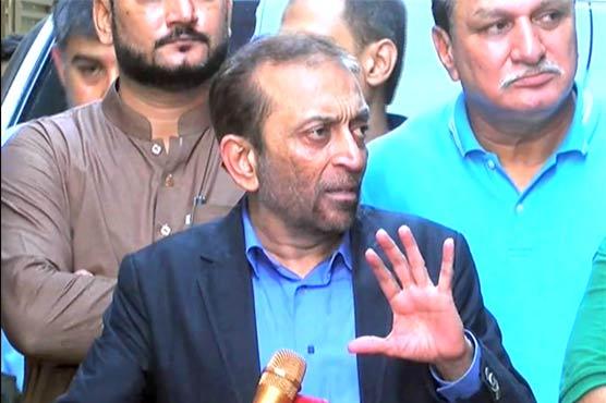 Mustafa Kamal keeps PSP's doors shut to Farooq Sattar