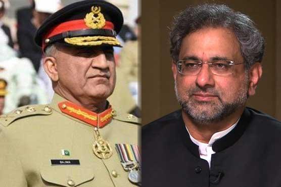 PM Abbasi, COAS reach Saudi Arabia on two-day visit