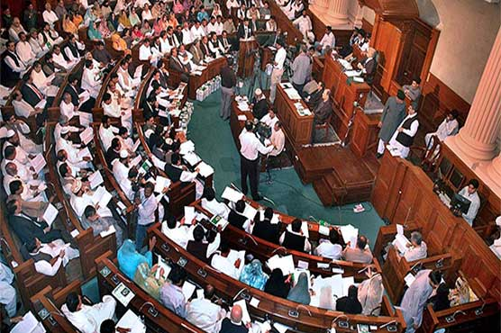 Resolution condemning attack on Justice Ijaz's residence tabled in Punjab Assembly