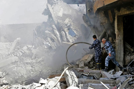 United Nations council rejects Russian Federation resolution condemning Syria airstrikes