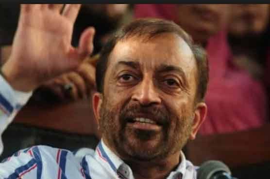 Farooq Sattar accuses MQM's Bahadurabad faction of pressurizing leaders
