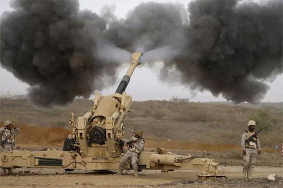 Saudis intercept ballistic missile from Yemen: coalition