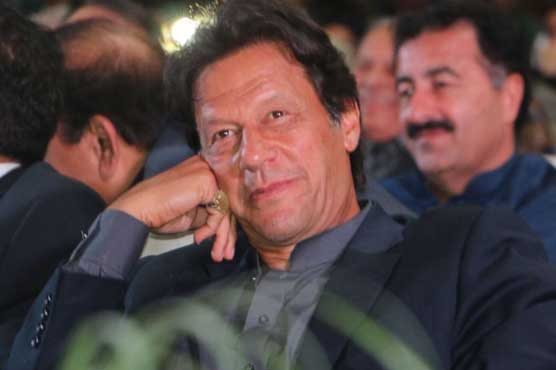 Imran puts forth 'two important questions' before CJP