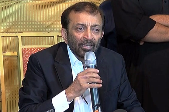 Farooq Sattar announces protest against water, power scarcity in Karachi on Sunday