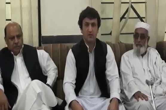 Except Allah, Imran Khan no one else can order me: Pervez Khattak