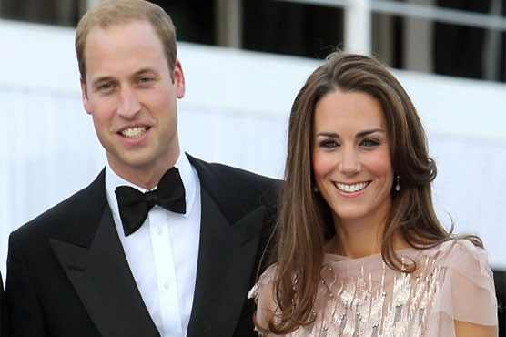 Prince William's wife Kate in hospital in labour